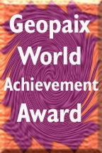 Geopaix's Honored Award